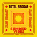 Cover V/A, total reggae - summer vibes