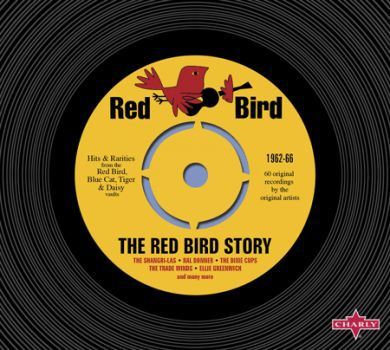 Cover V/A, red bird story
