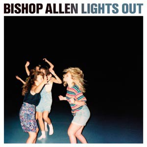 Cover BISHOP ALLEN, lights out