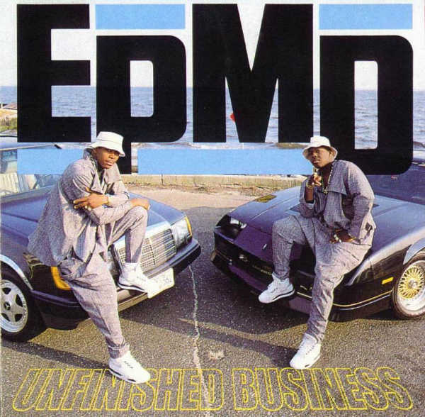 Cover EPMD, unfinished business