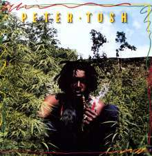 Cover PETER TOSH, legalize it