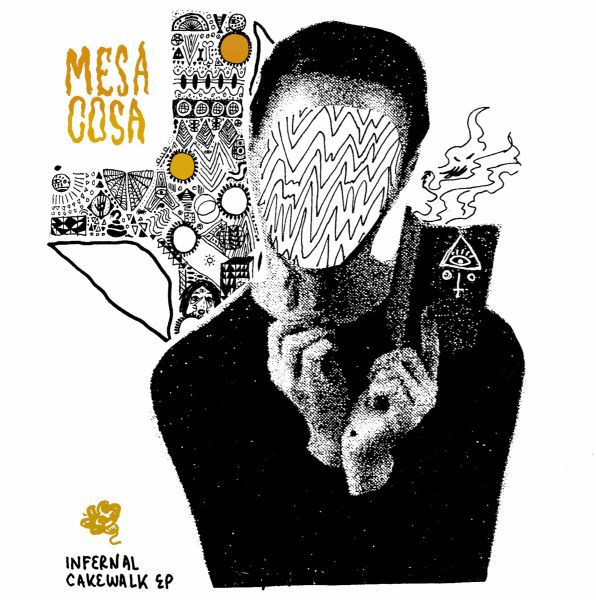 Cover MESA COSA, infernal cakewalk