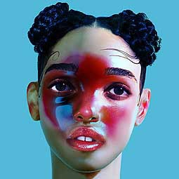Cover FKA TWIGS, lp1