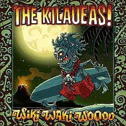 KILAUEAS, wiki waki woooo cover