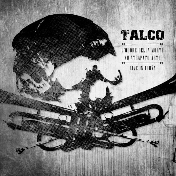 TALCO, l´odore della morte cover