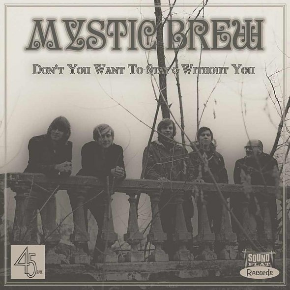 Cover MYSTIC BREW, don´t you want to stay