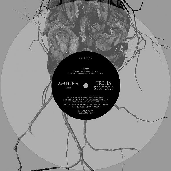 AMENRA / TREHA SEKTORI, split cover