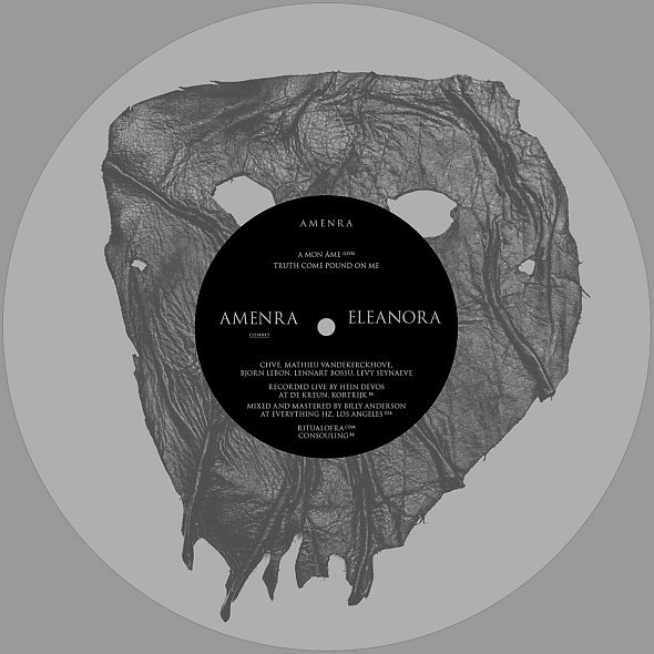 AMENRA / ELEANORA, split cover