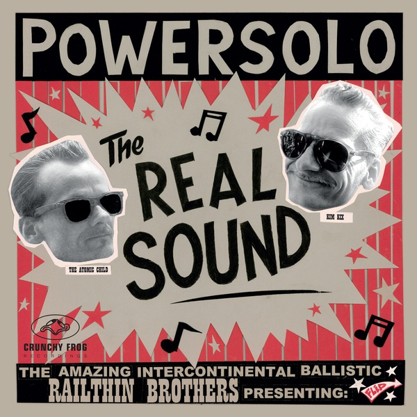 Cover POWERSOLO, the real sound