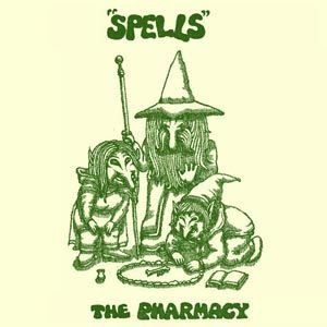 Cover PHARMACY, spells
