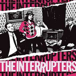 INTERRUPTERS, s/t (bonustrack version) cover