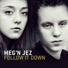 Cover MEG´N JEZ, follow it down