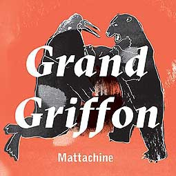 Cover GRAND GRIFFON, mattachine