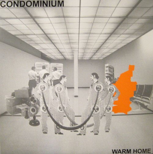 Cover CONDOMINIUM, warm home