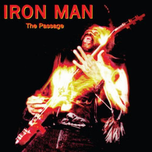 Cover IRON MAN, the passage