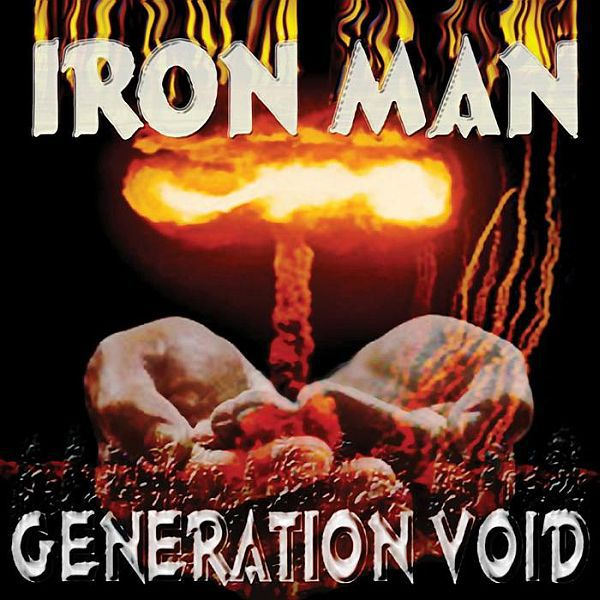 Cover IRON MAN, generation void
