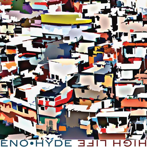 Cover ENO * HYDE, high life