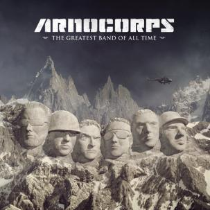 Cover ARNOCORPS, the greatest band of all times