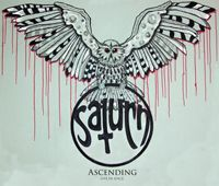 SATURN, ascending (live in space) cover