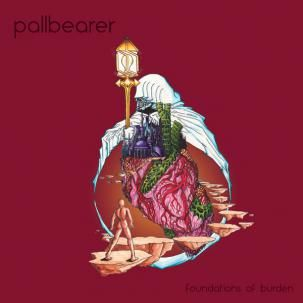Cover PALLBEARER, foundations of burden