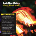 FRANZ FERDINAND, late night tales cover