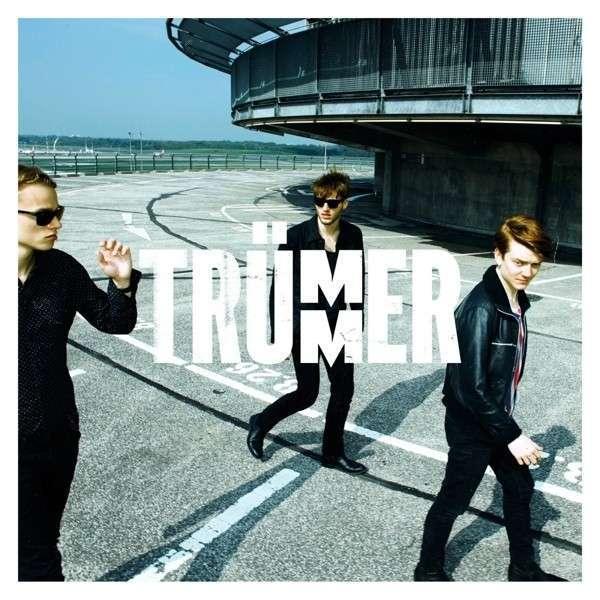 TRÜMMER, s/t cover