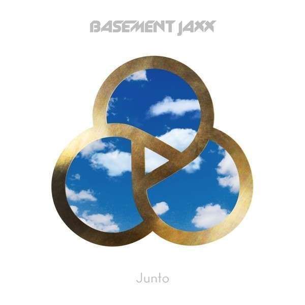 Cover BASEMENT JAXX, junto