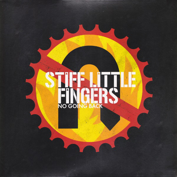 Cover STIFF LITTLE FINGERS, no going back