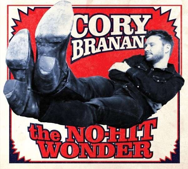 Cover CORY BRANAN, the no-hit wonder