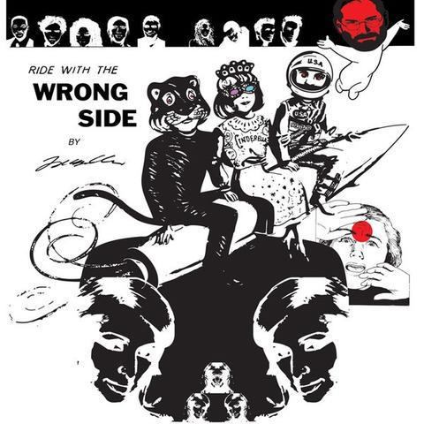Cover TODD CONGELIERE, wrong side