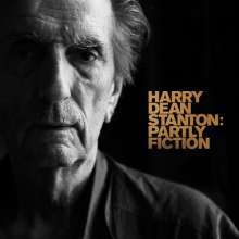 HARRY DEAN STANTON, partly fiction cover