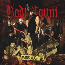 BODY COUNT, manslaughter cover