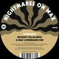 Cover NIGHTMARES ON WAX, aftermath - villalobos & loderbauer remixes