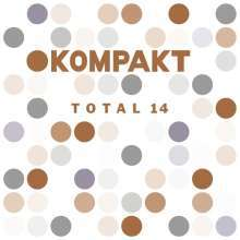 Cover V/A, kompakt total vol. 14