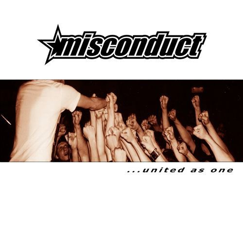 Cover MISCONDUCT, united as one