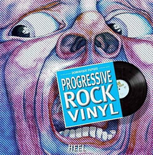 Cover DOMINIQUE DUPUIS, progressive rock vinyls