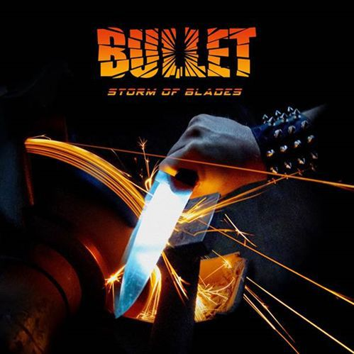 Cover BULLET, storm of blades