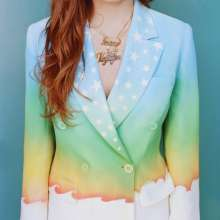 JENNY LEWIS, the voyager cover