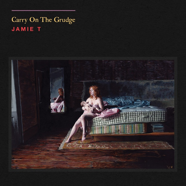 Cover JAMIE T, carry on the grudge