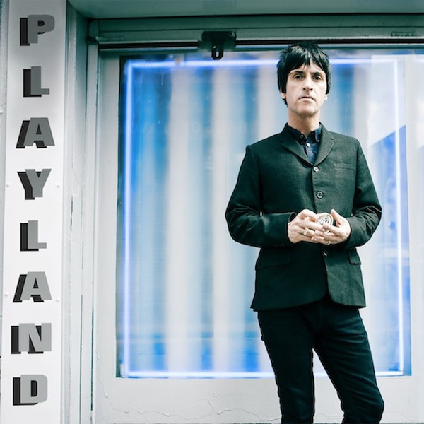 Cover JOHNNY MARR, playland