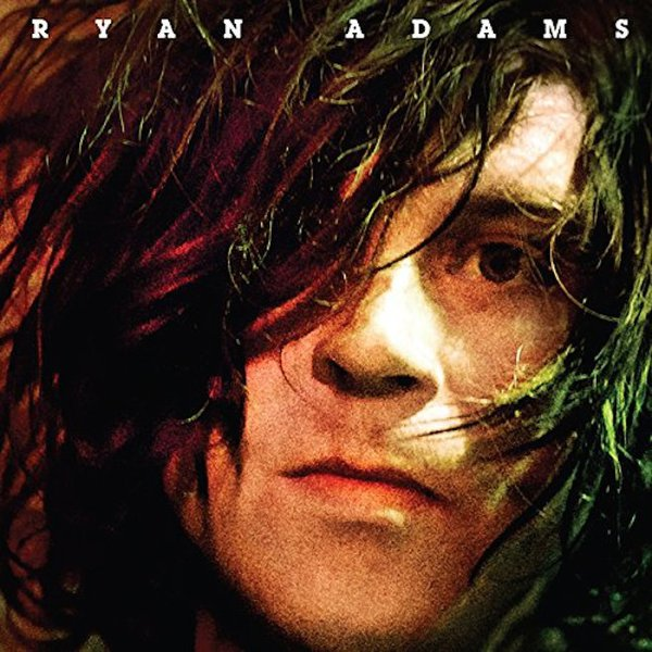 RYAN ADAMS, s/t cover