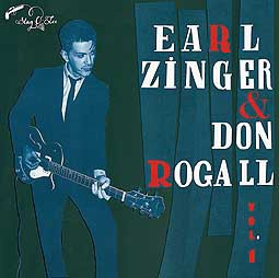 Cover EARL ZINGER & DON ROGALL, volume 1