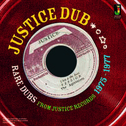 Cover V/A, justice dub