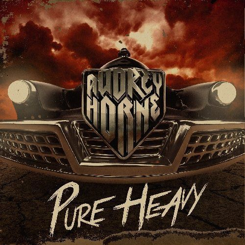 Cover AUDREY HORNE, pure heavy