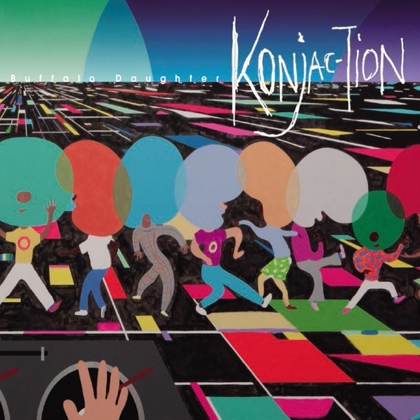 Cover BUFFALO DAUGHTER, konjac-tion