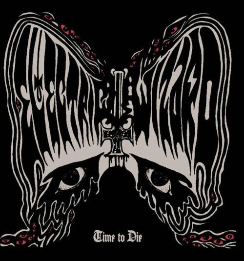 ELECTRIC WIZARD, time to die cover