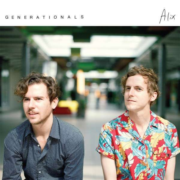GENERATIONALS, alix cover