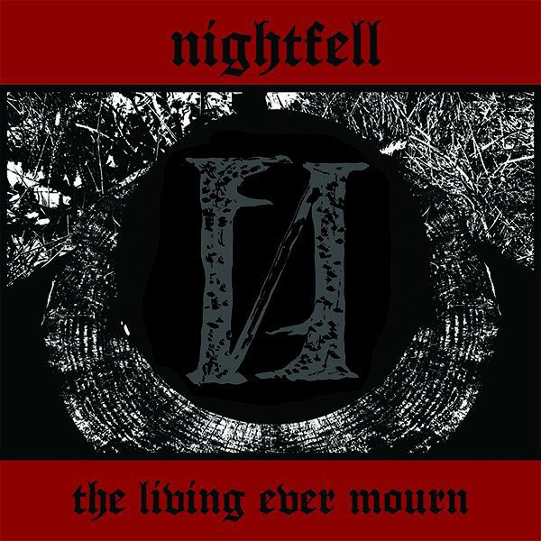 Cover NIGHTFELL, living ever mourn
