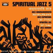 Cover V/A, spiritual jazz vol. 5