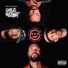 Cover SOULS OF MISCHIEF, there is only now
